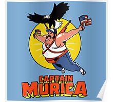 Captain Murica Poster