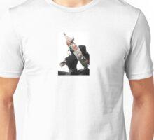 Dope Floral Uzi Unisex T-Shirt