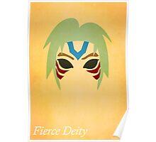 Fierce Deity Link Poster