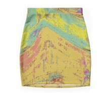Woolly Leaf Maple Topo  Mini Skirt
