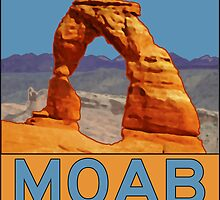 Moab Utah - Arches National Park - Delicate Arch by IntWanderer