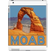 Moab Utah - Arches National Park - Delicate Arch iPad Case/Skin