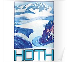 Hoth Camp Poster