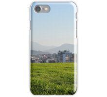 Sky Mountain Landscape iPhone Case/Skin
