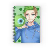 JackSepticEye: Jack and Sam Spiral Notebook