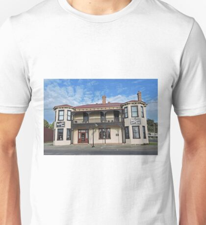 Exchange Hotel, Beaconsfield, Tasmania Unisex T-Shirt
