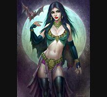 Night Moon Vampire Queen Unisex T-Shirt