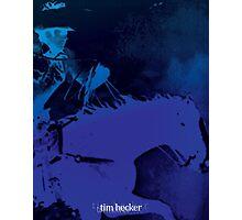 Tim Hecker - Instrumental Tourist - Unofficial Design Photographic Print