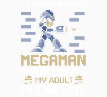 MEGAMAN Kids Tee