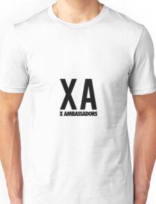 XA- X Ambassadors Unisex T-Shirt