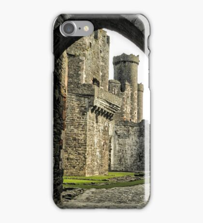 Conwy Castle iPhone Case/Skin