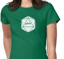 __dungeons and dragons paladin Womens Fitted T-Shirt