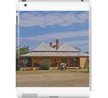 Cecil Plains Homestead, Queensland  iPad Case/Skin