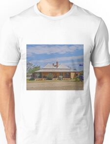 Cecil Plains Homestead, Queensland  Unisex T-Shirt