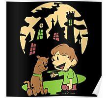 Scooby Doo Nightmare Poster