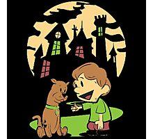 Scooby Doo Nightmare Photographic Print