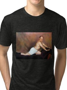 Costanza Painting Tri-blend T-Shirt