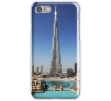 Burj Khalifa iPhone Case/Skin