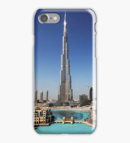Burj Khalifa iPhone Case/Skin