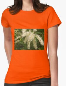 Buckinghamia blossoms Womens Fitted T-Shirt