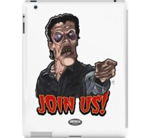Evil Ash iPad Case/Skin