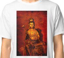 Guan Yin Image Statue Classic T-Shirt