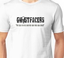 supernatural ghostfacers Unisex T-Shirt