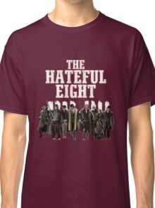 the hateful eight characters Classic T-Shirt