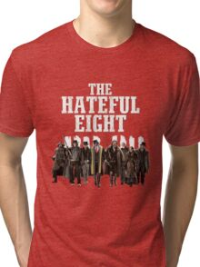 the hateful eight characters Tri-blend T-Shirt