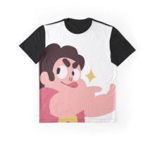 ♡ STEVEN UNIVERSE - Steven! Graphic T-Shirt