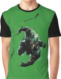 Green Arrow Graphic T-Shirt