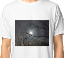 Halo of the Full Moon Classic T-Shirt