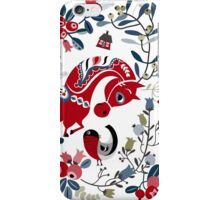 Dala horse  iPhone Case/Skin
