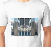 Art Deco Building with Sculpture Unisex T-Shirt