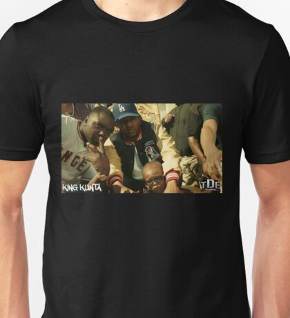 Kendrick Lamar - King Kunta (Music Video) Unisex T-Shirt