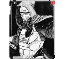 Darth Revan Bordered iPad Case/Skin