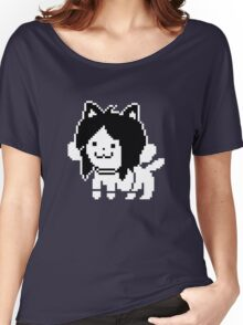 Undertale - Temmie Women's Relaxed Fit T-Shirt