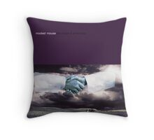 Modest Mouse - The Moon and Antarctica Throw Pillow