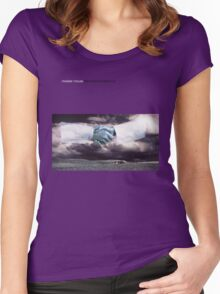 Modest Mouse - The Moon and Antarctica Women's Fitted Scoop T-Shirt