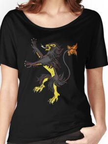 Pokemon / Game of Thrones: Luxray / Lannister Women's Relaxed Fit T-Shirt