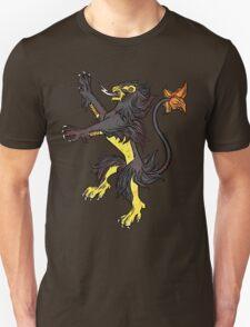Pokemon / Game of Thrones: Luxray / Lannister Unisex T-Shirt