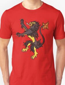 Pokemon / Game of Thrones: Luxray / Lannister T-Shirt