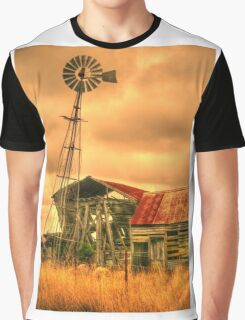 Rustic Country .. HDR Version Graphic T-Shirt
