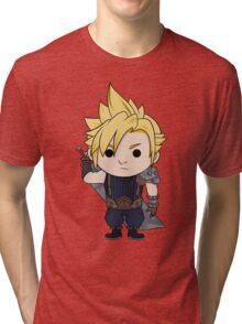 Cloud Strife Chibi Tri-blend T-Shirt