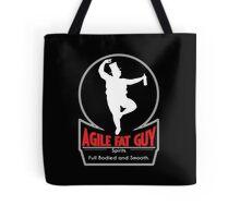 Agile Fat Guy 2 Tote Bag