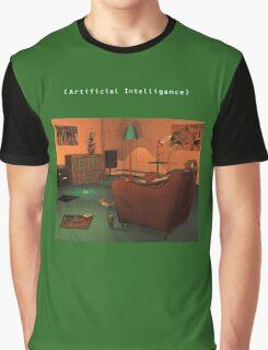 Warp - Artificial Intelligence Graphic T-Shirt