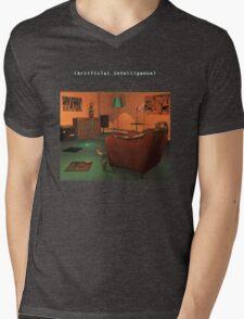 Warp - Artificial Intelligence Mens V-Neck T-Shirt