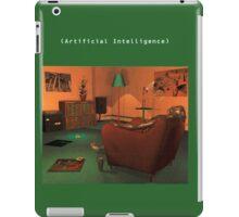 Warp - Artificial Intelligence iPad Case/Skin