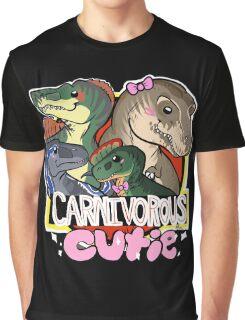 Carnivorous Cutie Graphic T-Shirt