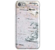 Birch Bark iPhone Case/Skin